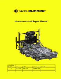 RailRunner Maintenance & Repair Manual