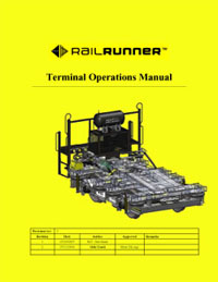 RailRunner Terminal Operations Manual