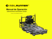 RailRunner Training Manual (Spanish)